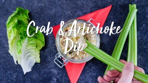 01 Crab and Artichoke Dip (with text)