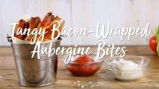 09 Tangy Aubergine Bites